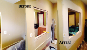 Coon Rapids Drywall Repair