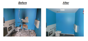 Professional Drywall Repair can make even the worst damage dissapear totally!